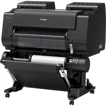 """Canon ImagePROGRAF PRO-2000 24"""" Printer With Multifunction Roll Unit System"""