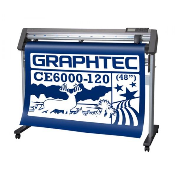 Graphtec-48in CE6000-120 Vinyl Cutter