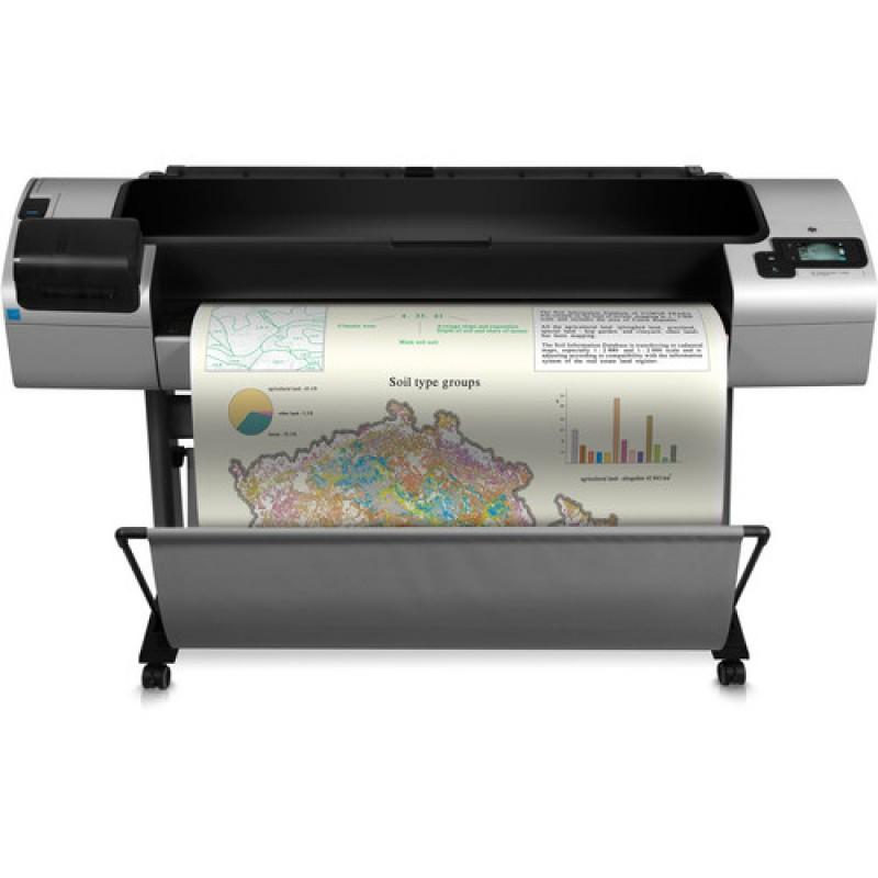 HP DesignJet T1300 44in Postscript Printer