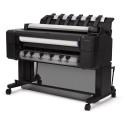 HP DesignJet T2530 36in PostScript Multifunction Printer