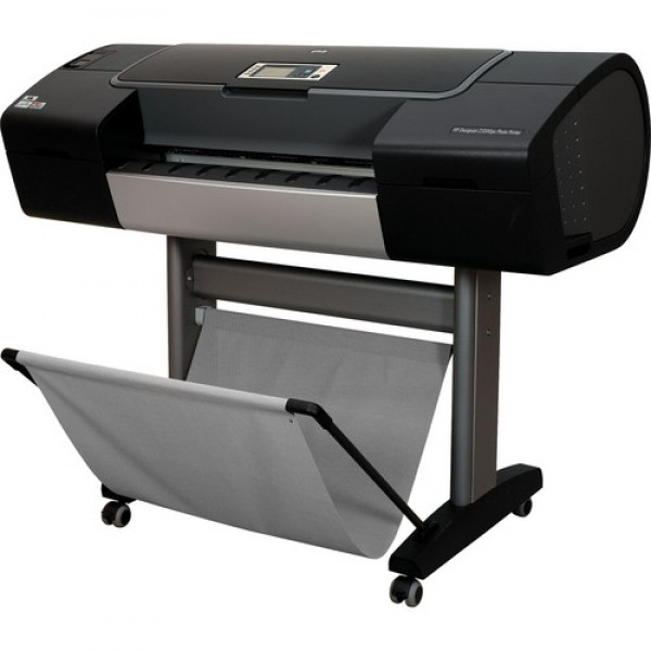 HP DesignJet Z3200 PostScript 24in Photo Printer