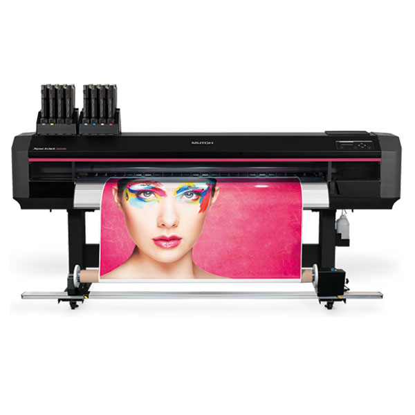"Mutoh XpertJet 64"" 1682SR Dual Head Eco-Solvent Printer"