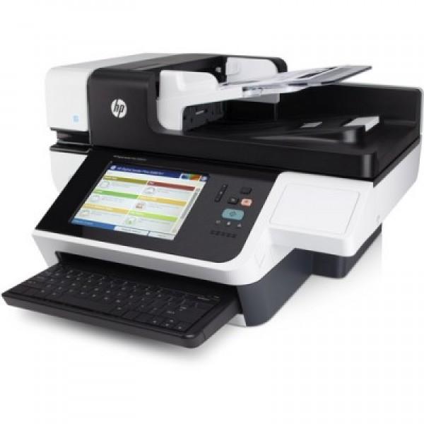 HP Digital Sender Flow 8500 Fn1 Document Capture Workstation