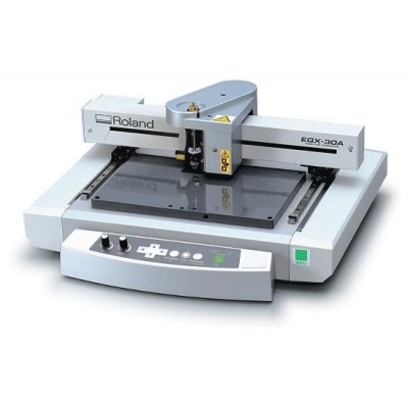 Roland EGX-30A Desktop Rotary Engraver