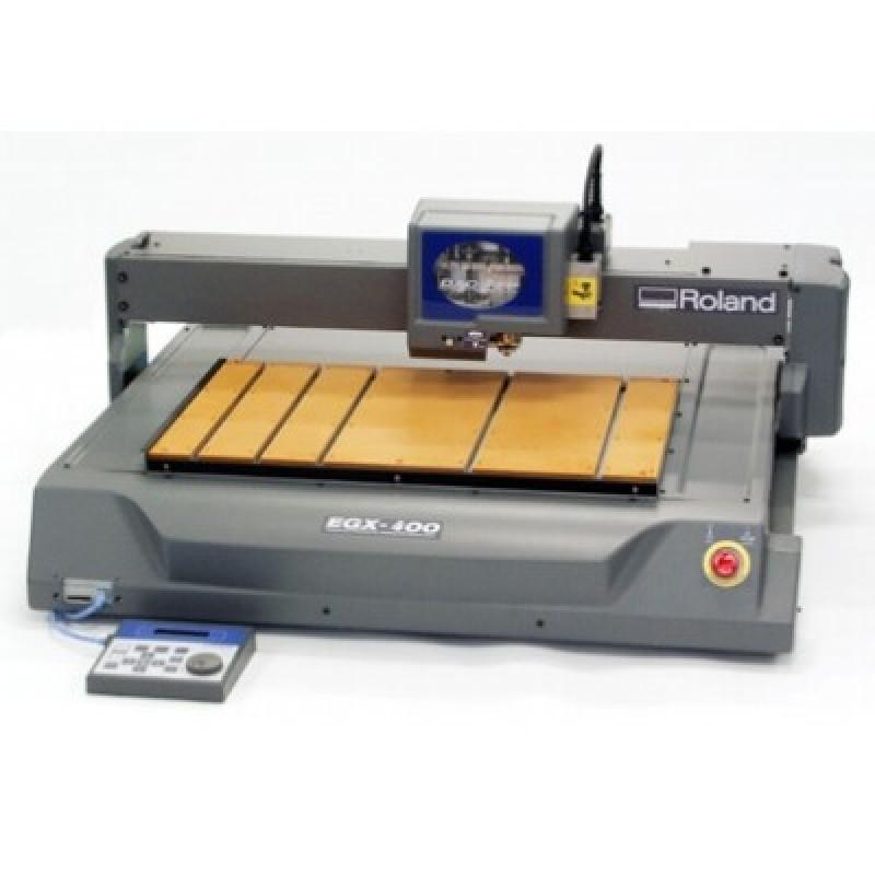 Roland EGX-400 CNC Engraving Machines