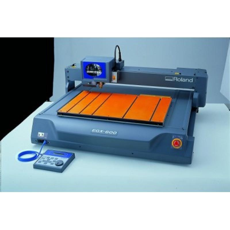Roland EGX-600 CNC Engraving Machines