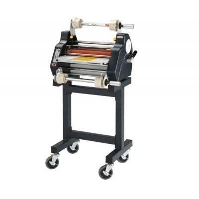 """Tamerica VersaLam 1300 13"""" One Sided/Two Sided Roll Laminator W/Stand"""