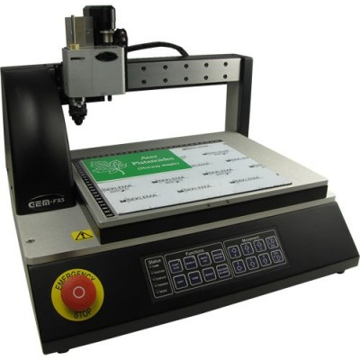 U-Marq GEM-FX5 Engraving Machine