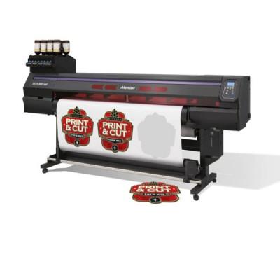 Mimaki UCJV300-75 UV Roll to Roll Cut and Print