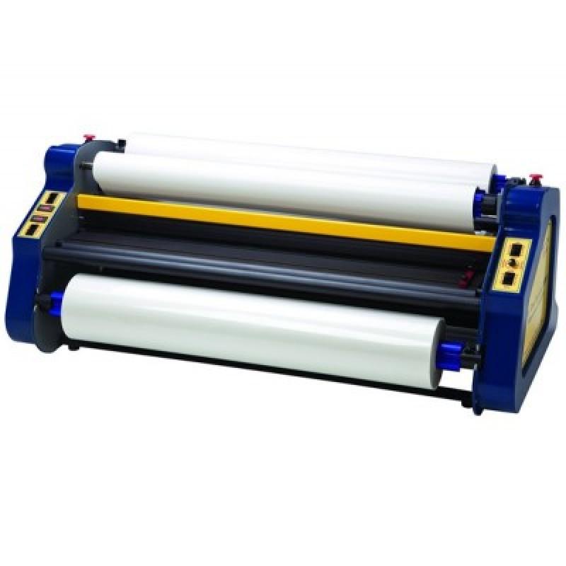 """ValueLam 4500HC-4 45"""" Hot/Cold 4 Roller Roll Laminator"""